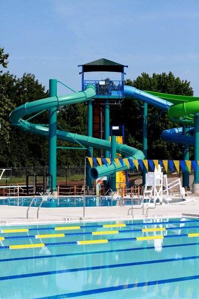 Aquatic Center Indoor Aquatic Center Urbana