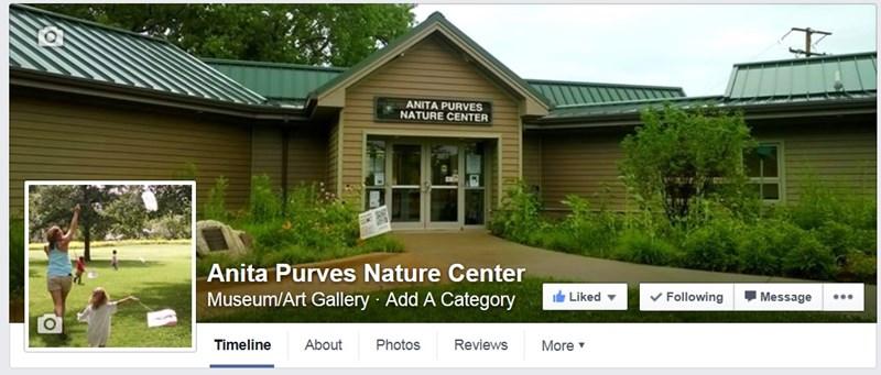 Anita Purves Nature Center Assets