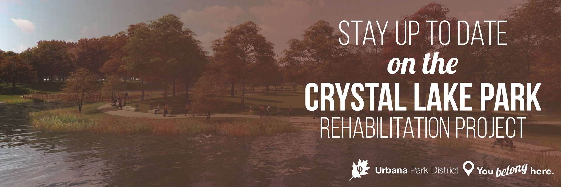 Crystal Lake Park Rehabilitation Project